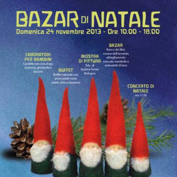 Bazar di Natale 2013