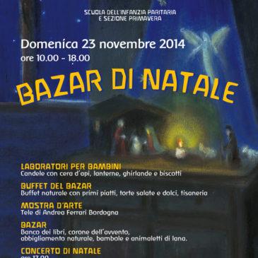 Bazar di Natale 2014