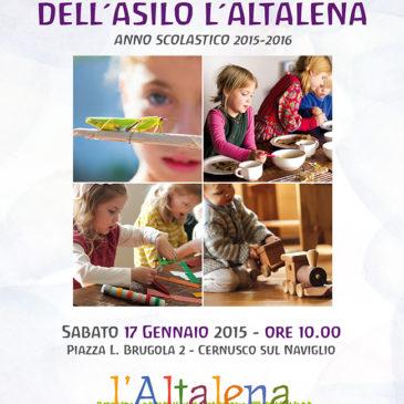 Presentazione Asilo 2015/2016