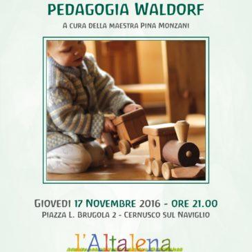Conversazione sulla Pedagogia Waldorf