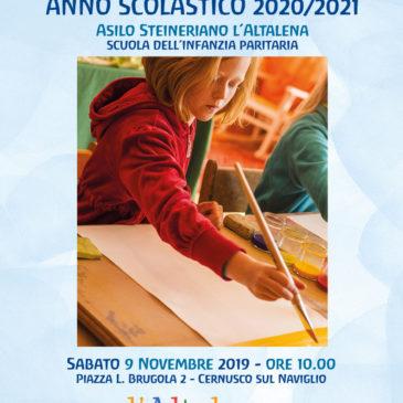 Presentazione a.s. 2019/20